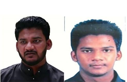 rakyat Bangladesh ditangkap